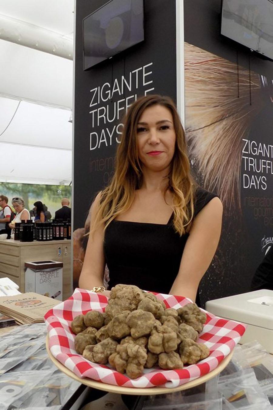 Zigante Truffle Fair