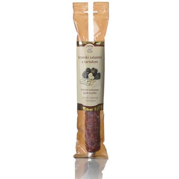 Istrian sausage with truffle