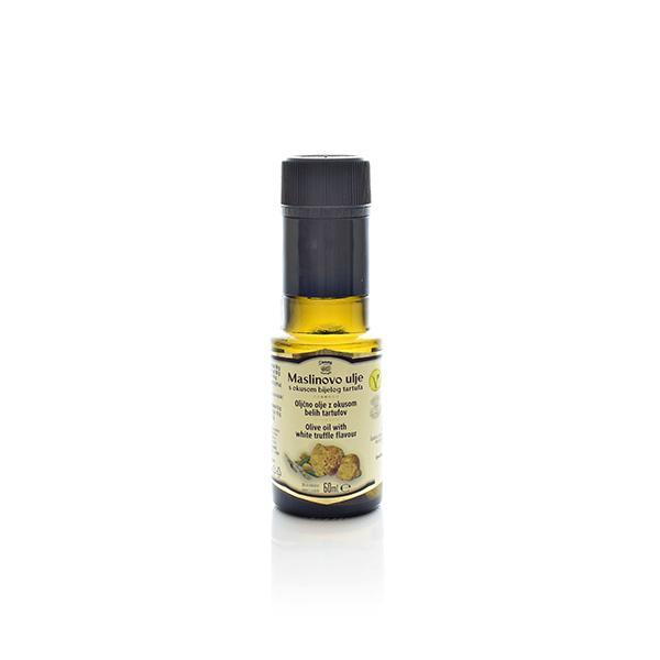 Olive oil with white truffel flavour 60ml