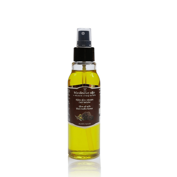 Olive oil with black truffel flavour – spray