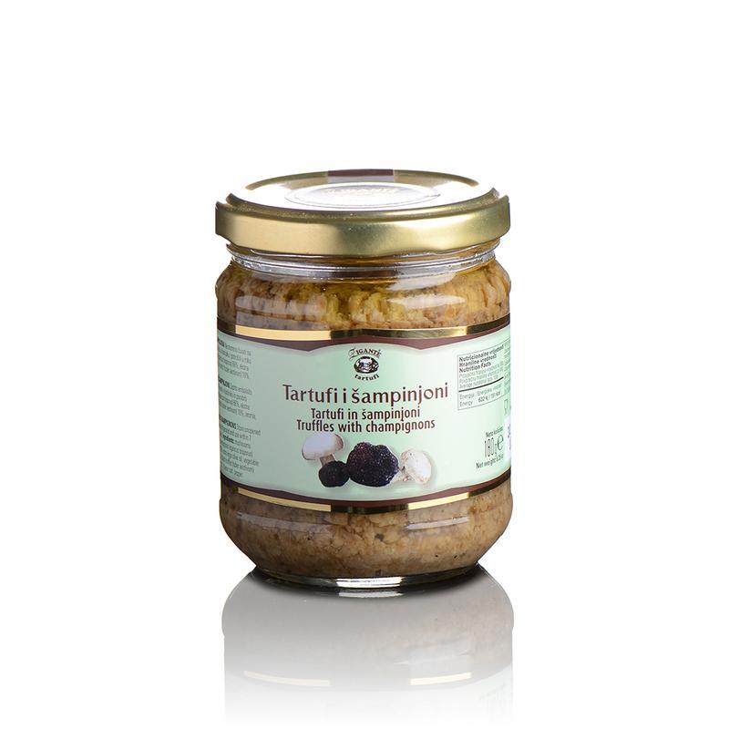 Truffles with champignons 180g