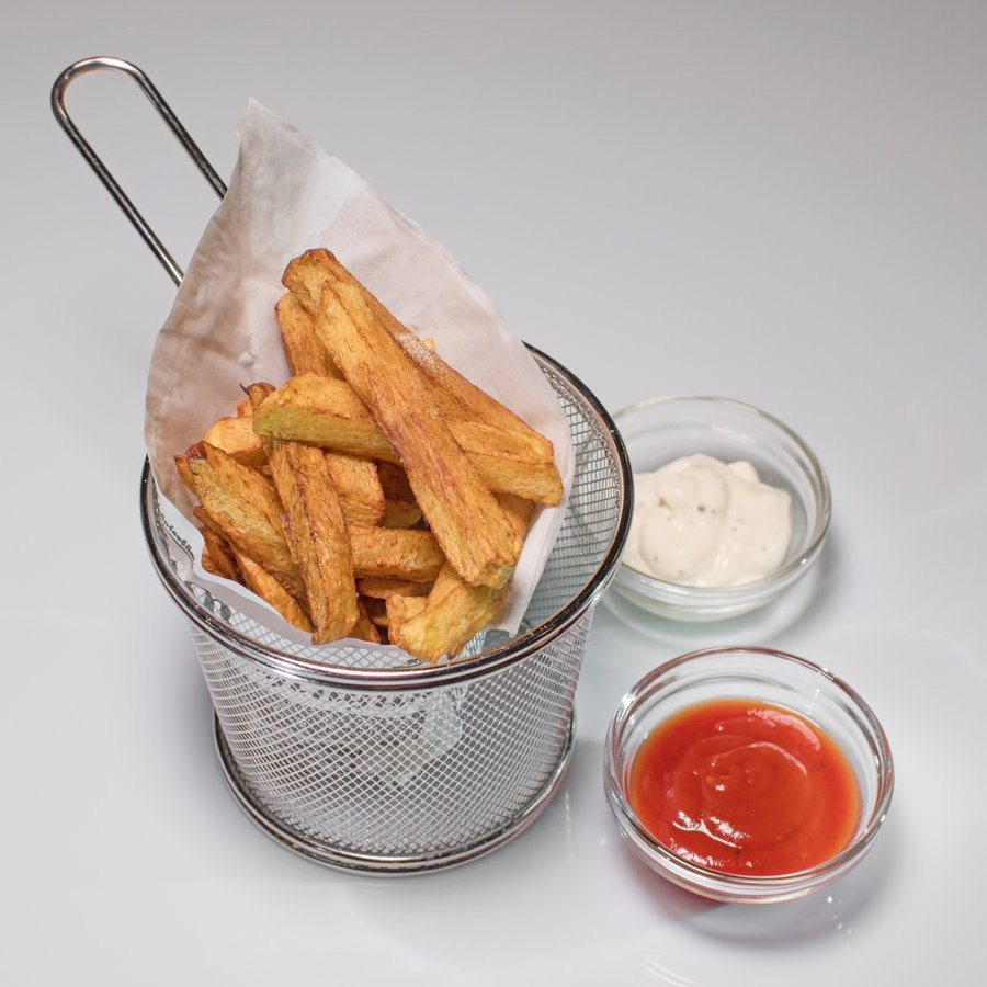 French fries with White Truffle Spice_Q