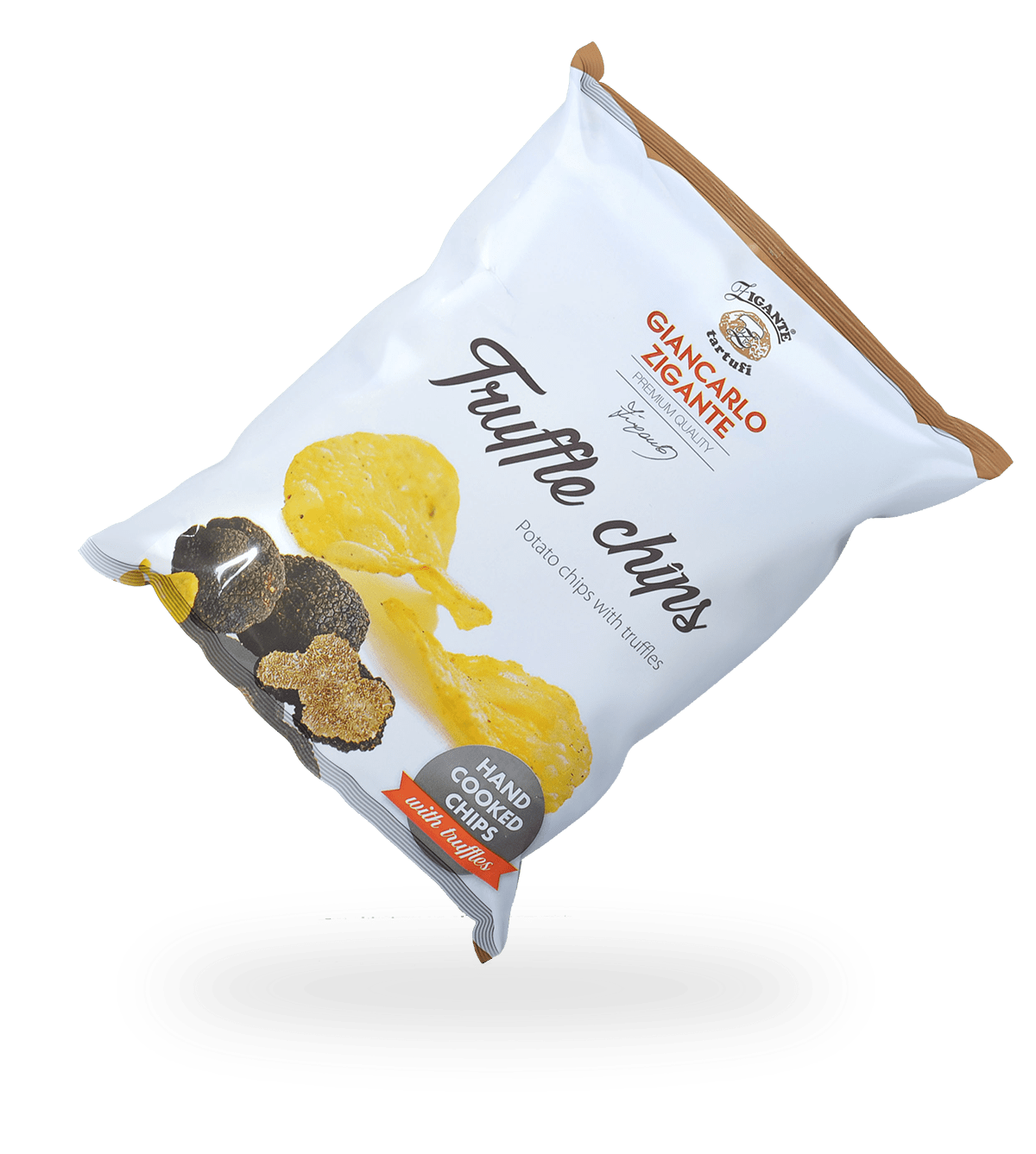 Chips with truffles Zigante