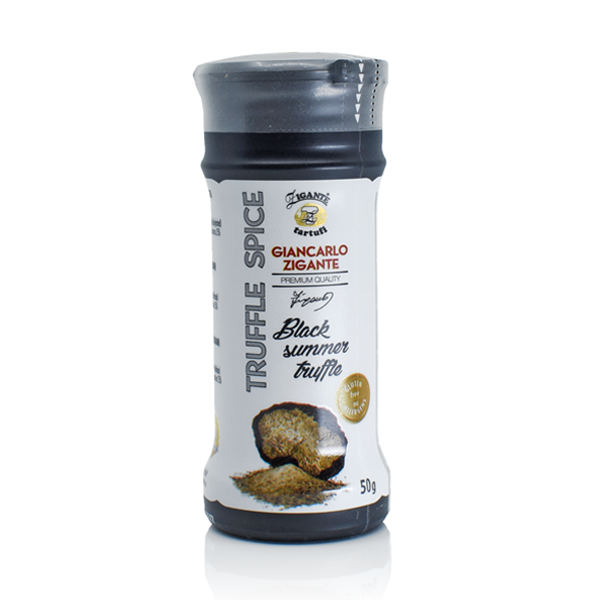Spice mixture with black truffle