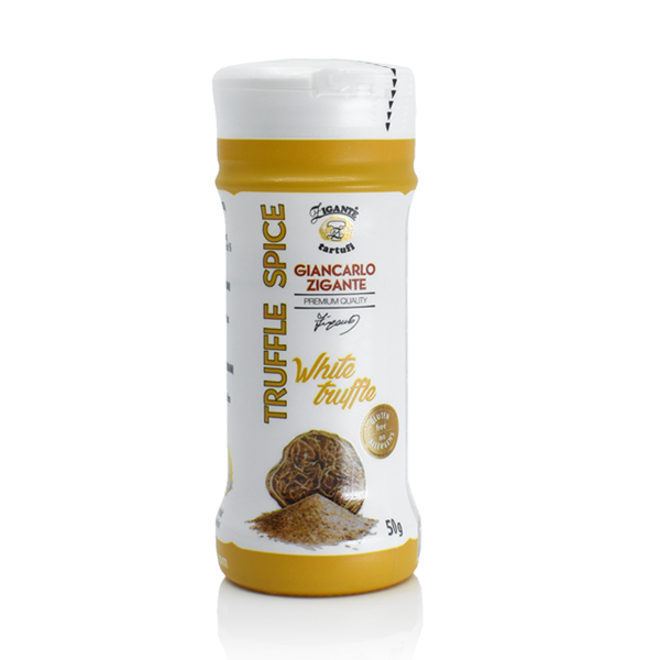 Spice mixture with white truffle