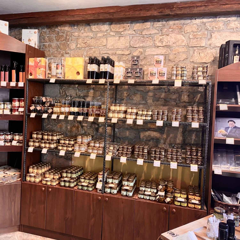 Truffle shop Motovun